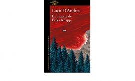 Nueva novela de Luca D'Andrea