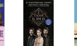 Libros de series españolas (que no series de libros)