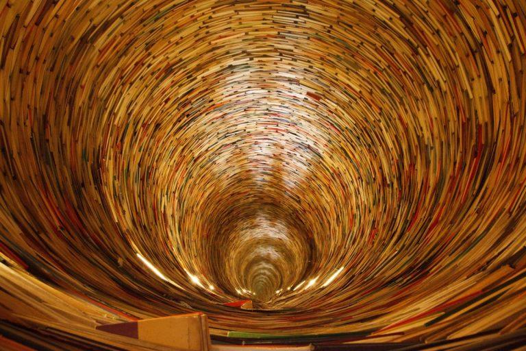 Libros sobre libros, novelas de metaliteratura